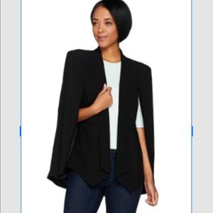 G.I.L.I Cape Blazer With Front Pockets. Size 20W.